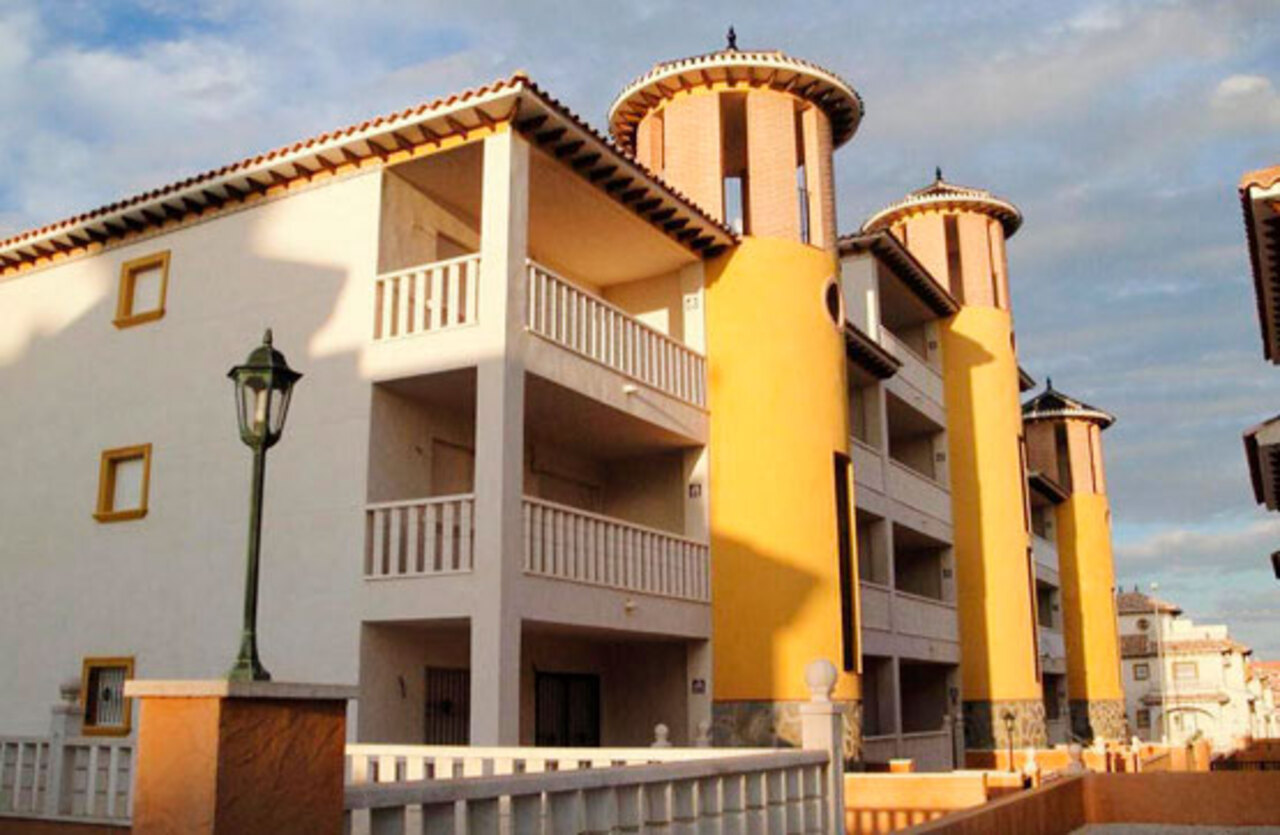Ref:SPNB1 Apartment For Sale in Campoamor