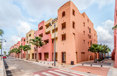 For Sale: Apartment in Los Alcazares Beds: 2 Baths: 1 Price: 53,500€